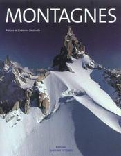 Montagnes - Intérieur - Format classique