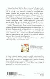 Tsiganes et gens du voyage - 4ème de couverture - Format classique