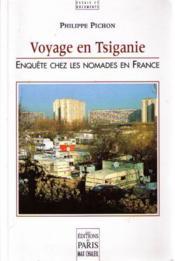 Tsiganes et gens du voyage - Couverture - Format classique