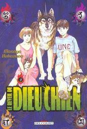 Inugami le réveil du dieu chien t.3 - Intérieur - Format classique