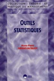Outils Statistiques - Couverture - Format classique