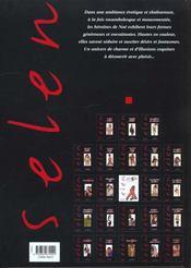 Selen t.22 ; illusions coquines - 4ème de couverture - Format classique
