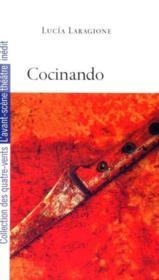 Cocinando - Couverture - Format classique