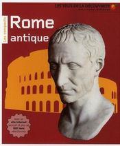 Rome antique - Intérieur - Format classique