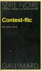 Collection : Serie Noire N° 1501 Contest-Flic - Couverture - Format classique