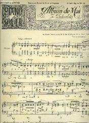 Piano Soleil 25 Mars 1894, N°12 - Couverture - Format classique