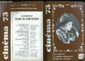 Cinema 73 N° 173 - D.W. Griffith - Le Cinema Norvegien - Cinema Et Langage - Couverture - Format classique