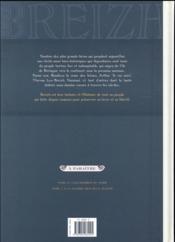 Breizh ; histoire de la Bretagne T.3 ; Nominoë, le père de la patrie - 4ème de couverture - Format classique