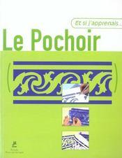 Et Si J'Apprenais T.11 ; Le Pochoir - Intérieur - Format classique