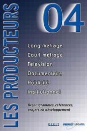 Producteurs 2004 - Couverture - Format classique