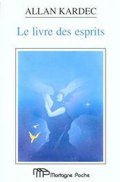Livre Des Esprits (Le) - Intérieur - Format classique