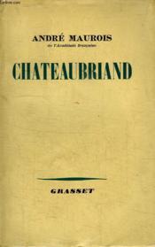 Chateaubriand - Couverture - Format classique