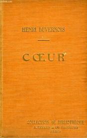 Coeur. Collection De Bibliotheque N° 2. - Couverture - Format classique