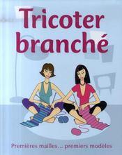 Tricoter branché - Intérieur - Format classique