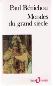 Couverture de Morales du grand siècle