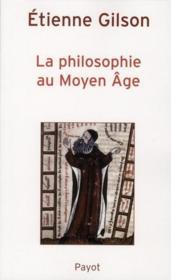 La philosophie au Moyen-âge - Couverture - Format classique