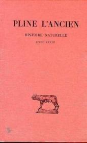 Histoire naturelle L333 - Couverture - Format classique