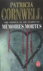 Mémoires mortes - Couverture - Format classique