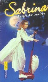 Coffret Sabrina - 4ème de couverture - Format classique