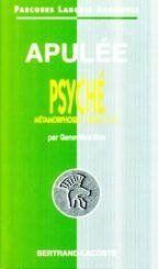 Apulee : le conte de psyche-parcours langues anciennes - Couverture - Format classique