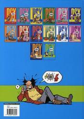 Les psy t.14 - 4ème de couverture - Format classique