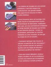 ET SI J'APPRENAIS T.10 ; les bougies - 4ème de couverture - Format classique