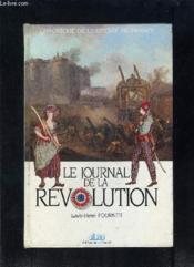Journal De La Revolution - Couverture - Format classique