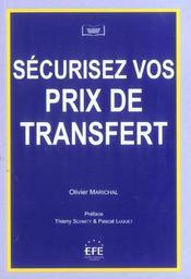 Securisez vos prix de transfert - Intérieur - Format classique