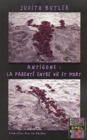 Antigone : la parenté entre vie et mort - Intérieur - Format classique
