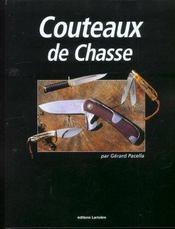 Couteaux De Chasse - Intérieur - Format classique
