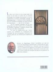 Les animaux de la bible ; allégories et symboles - 4ème de couverture - Format classique