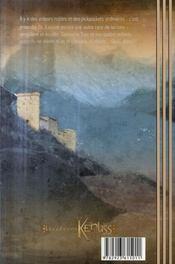 Les parias du 8e commandement - 4ème de couverture - Format classique