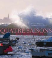 Quatre saisons en Bretagne - Couverture - Format classique