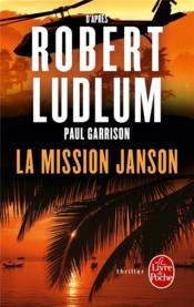 La mission Janson - Couverture - Format classique