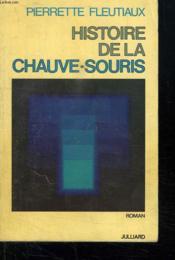 Histoire De La Chauve Souris. - Couverture - Format classique