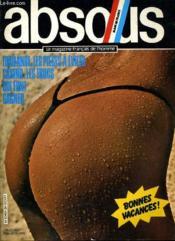 ABSOLU, le magazine français de l'homme N° 29 - THAILANDE: LES PIEGES A EVITER - CASINO: LES TRUCS QUI FONT GAGNER... - Couverture - Format classique