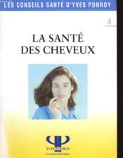 Les Sante Des Cheveux - Couverture - Format classique