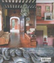 Romantic French Homes - 4ème de couverture - Format classique