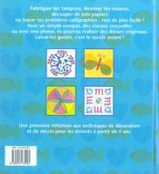 Les jolis décors - 4ème de couverture - Format classique