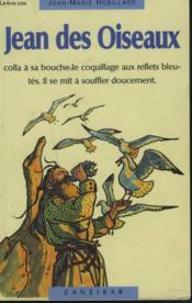 Jean des oiseaux - Couverture - Format classique
