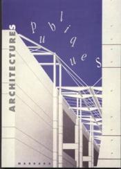 Architectures Publiques 1990 - Couverture - Format classique