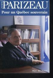 Pour Un Quebec Souverain - Couverture - Format classique