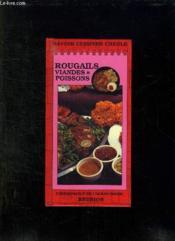Rougails, viandes et poissons - Couverture - Format classique