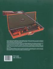 Le tir au fusil optimiser son materiel et sa technique - 4ème de couverture - Format classique