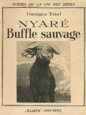 Nyaré buffle sauvage - Couverture - Format classique