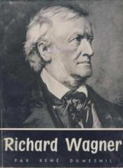 Richard wagner - Couverture - Format classique
