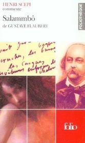 Salammbo de gustave flaubert (essai et dossier) - Intérieur - Format classique
