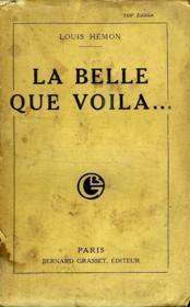 La Belle Que Voila... - Couverture - Format classique