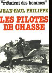 Les Pilotes De Chasse - Couverture - Format classique