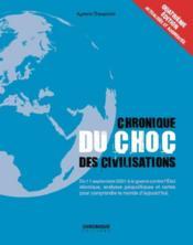 Chronique du choc des civilisations - Couverture - Format classique